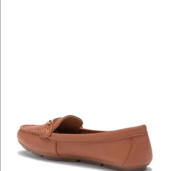 fb22fc8e4f6 Calvin Klein Shoes - Calvin Klein Lunasi Pebbled Loafer
